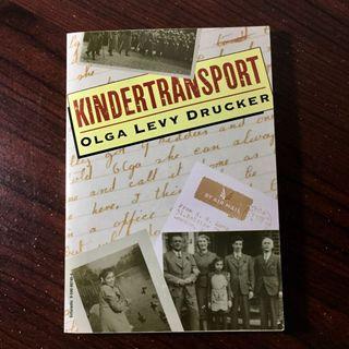 Kindertransport by Olga Levy Drucker (Holocaust / Autobiograhical)