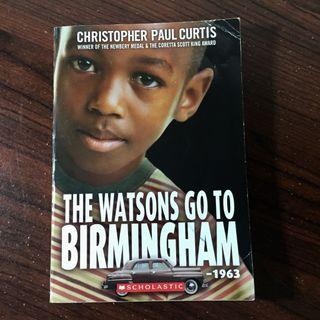 Newbery Honor Book: The Watson's Go To Birmingham by Christopher Paul Curtis