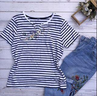 Stripes Classic Blouse ❤️