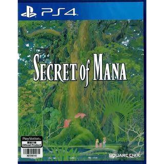 PS4 聖劍傳說2 重製版 中文版