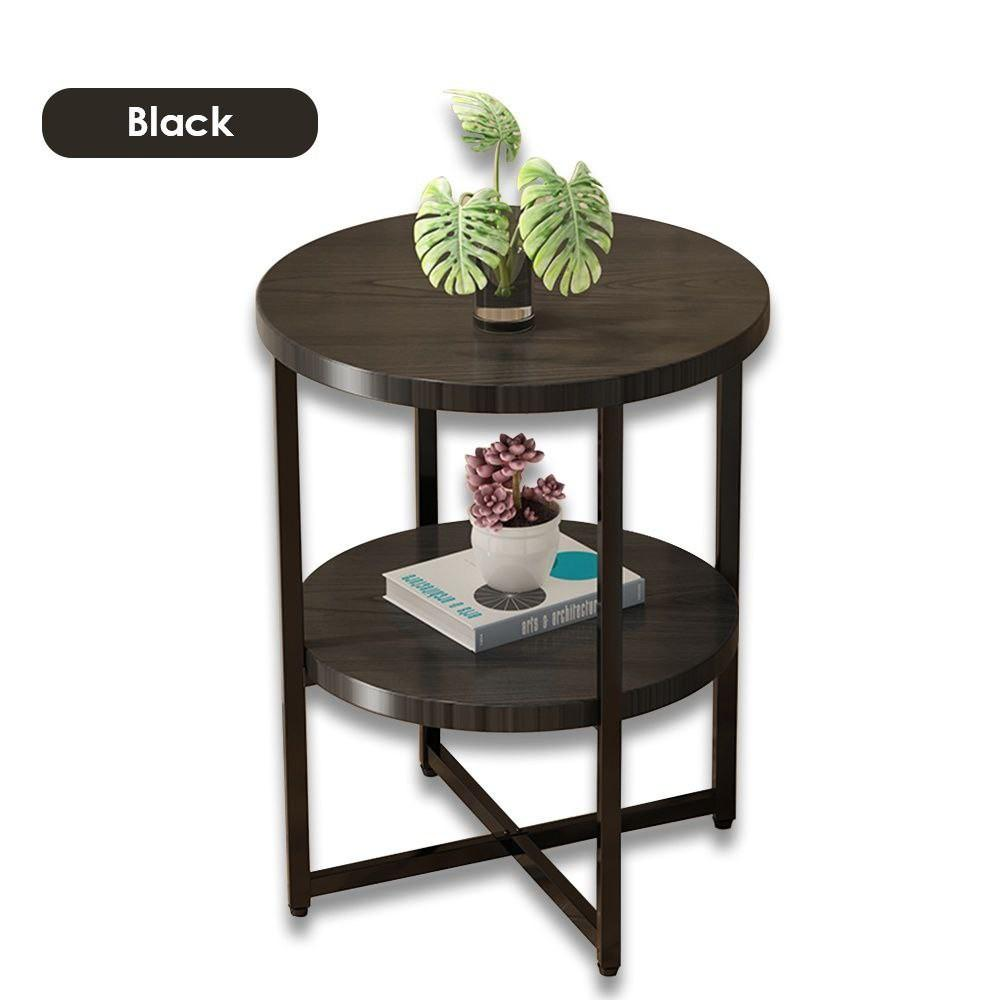 Modern Small Coffee Table Round, Round Table Promosi