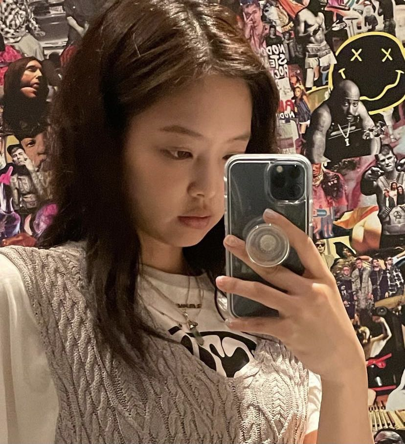 PO JENNIE IPHONE CASE, Mobile Phones & Gadgets, Mobile & Gadget  Accessories, Cases & Sleeves on Carousell