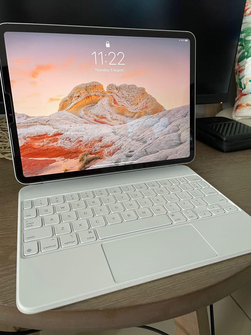 Ipad Pro 11 + Ipad Magic Keyboard, Mobile Phones & Tablets ...