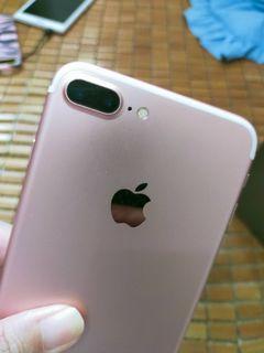 iPhone 7 Plus 128g 粉色