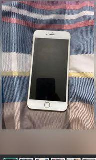 Price low 📣🔉❗️Iphone 6s plus 64gb No accesories No box
