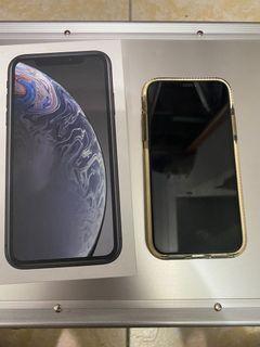 《全部最低價》iPhone XR 128GB 黑色 電池健康度87% 無泡水 無維修 螢幕表面有些許刮痕