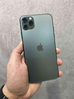 iPhone11Pro Max 256G 夜幕綠色 漂亮無傷 超便宜 只要20500 !!!