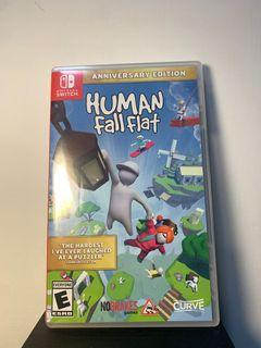 Switch Human Fall Flat 人類:一敗塗地