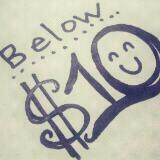 below10kdollars