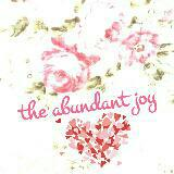 theabundantjoy