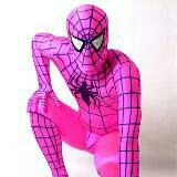 spiderman_pink
