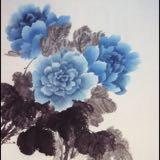 bluepeonies