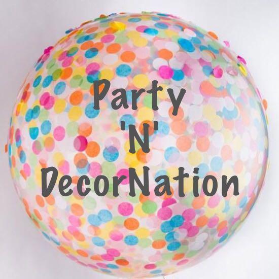 partyndecornation