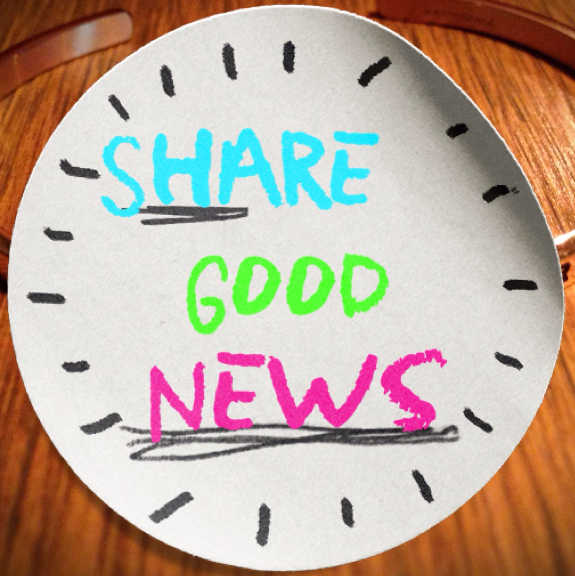 sharegoodnews