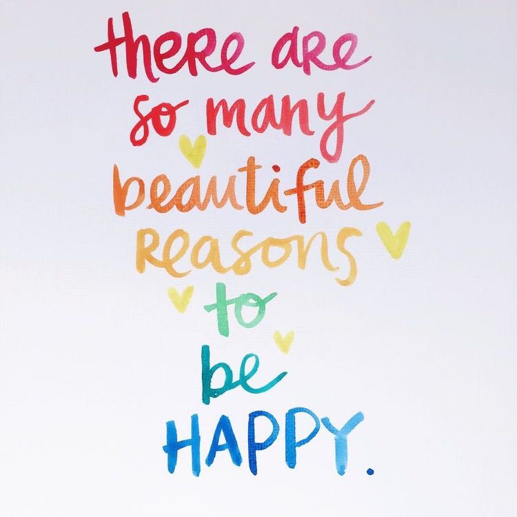 beautifulreasons2bhappy