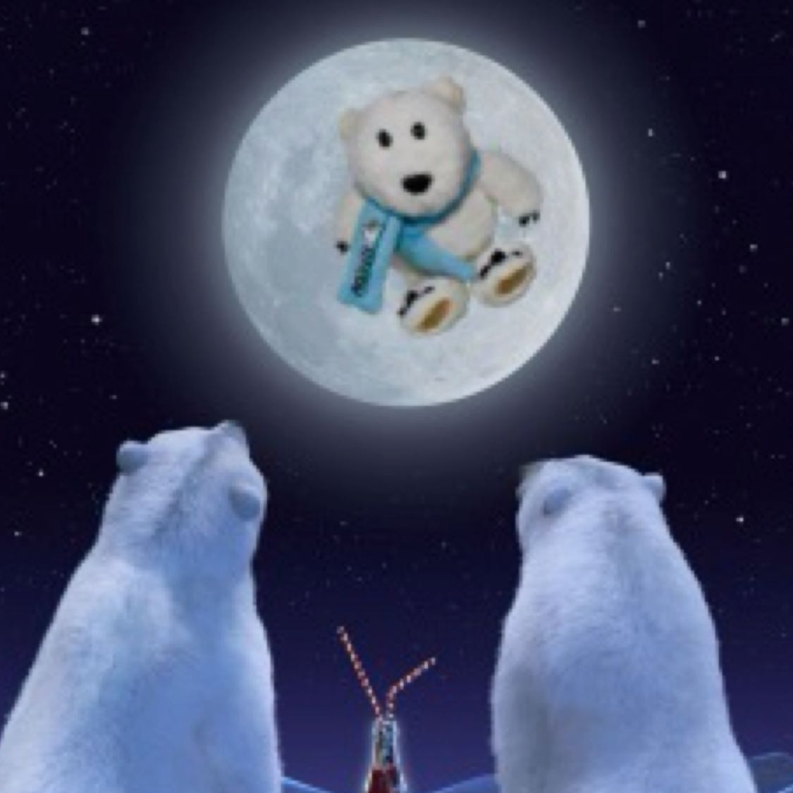 snow_polar_bear