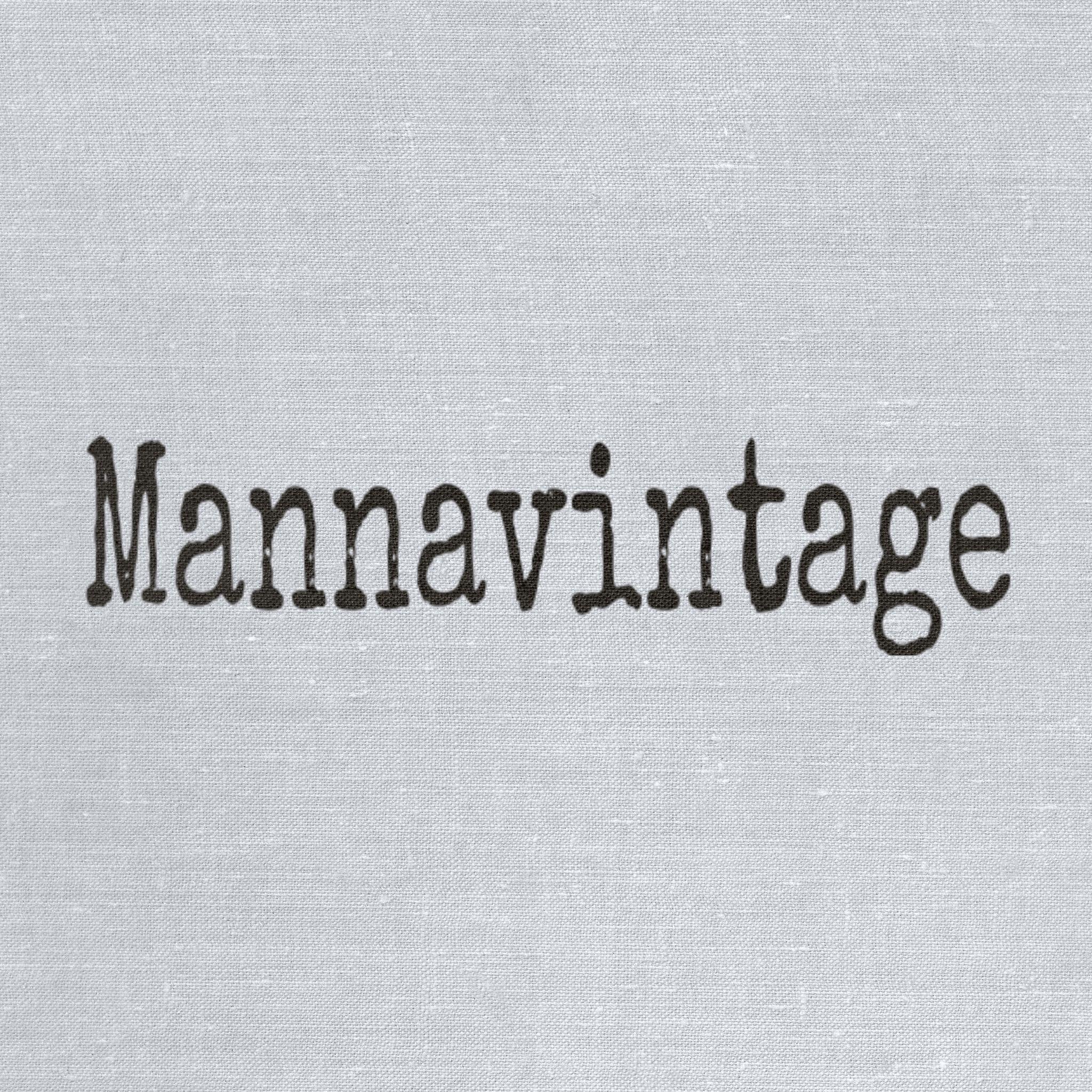 mannavintage