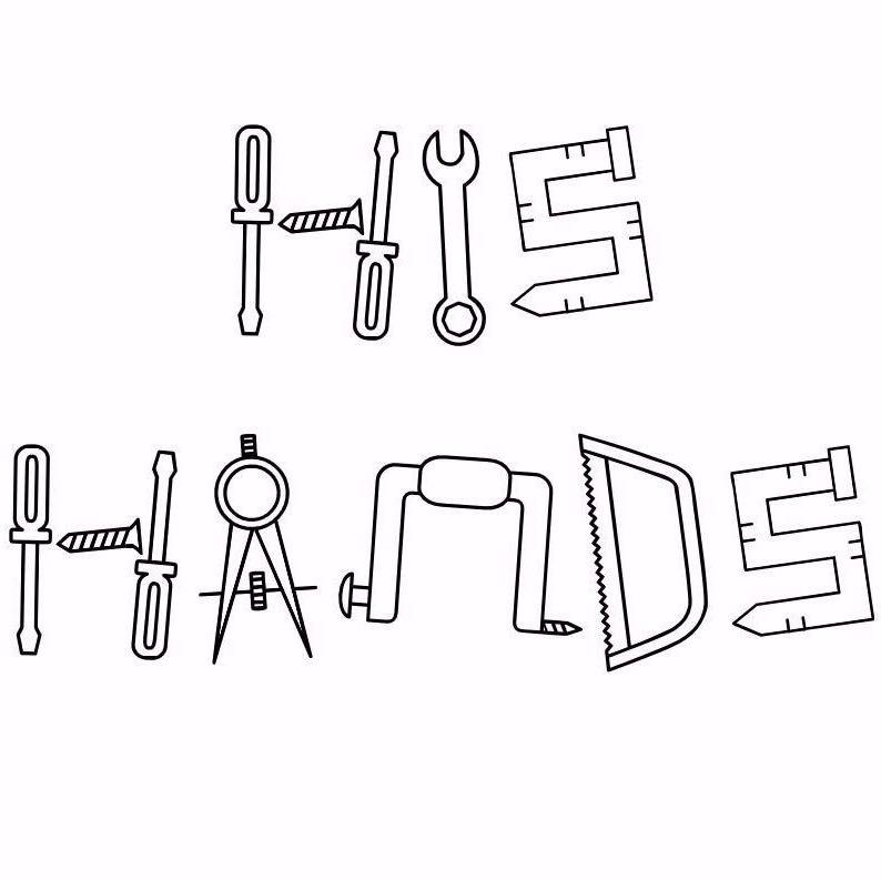 his_hands