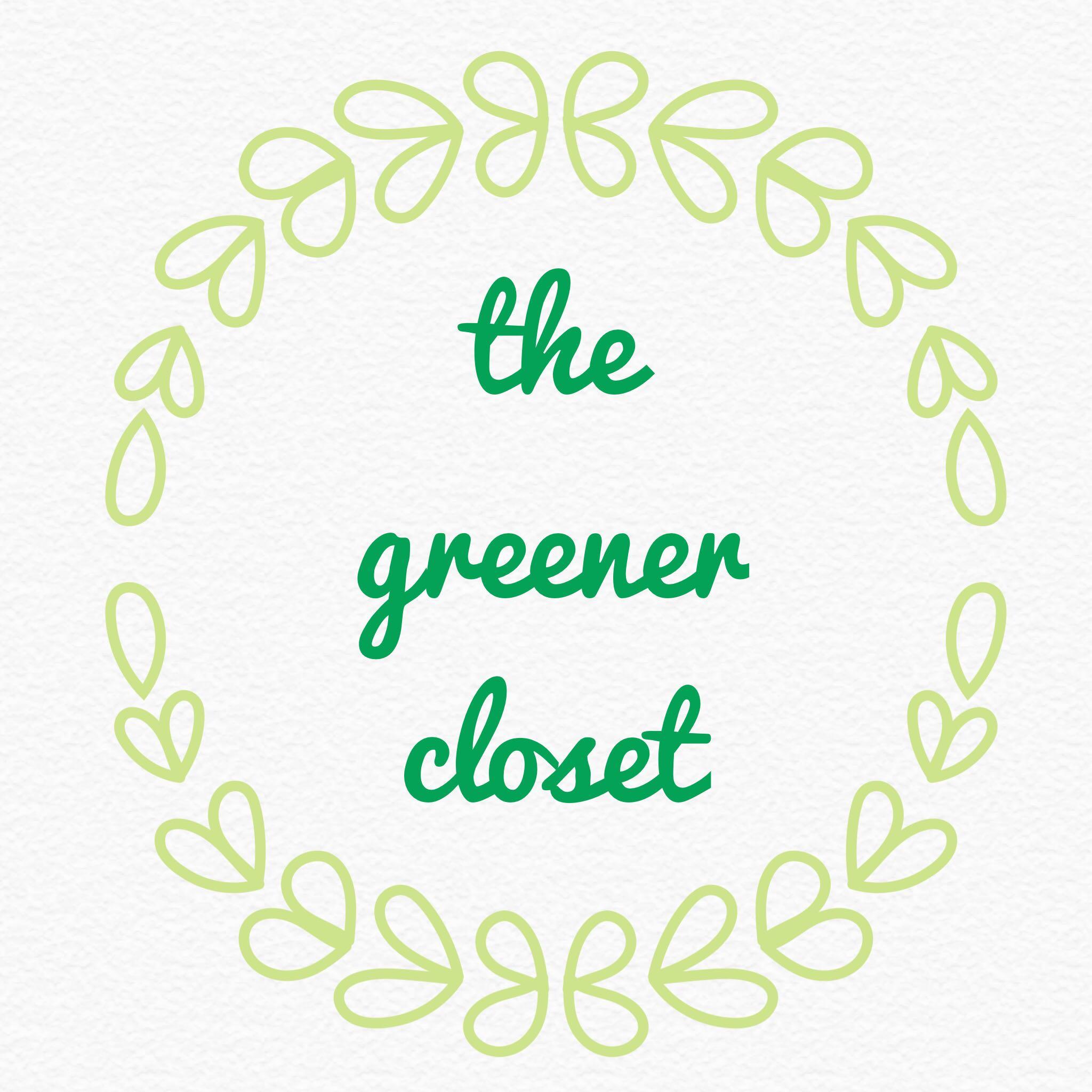 thegreenercloset