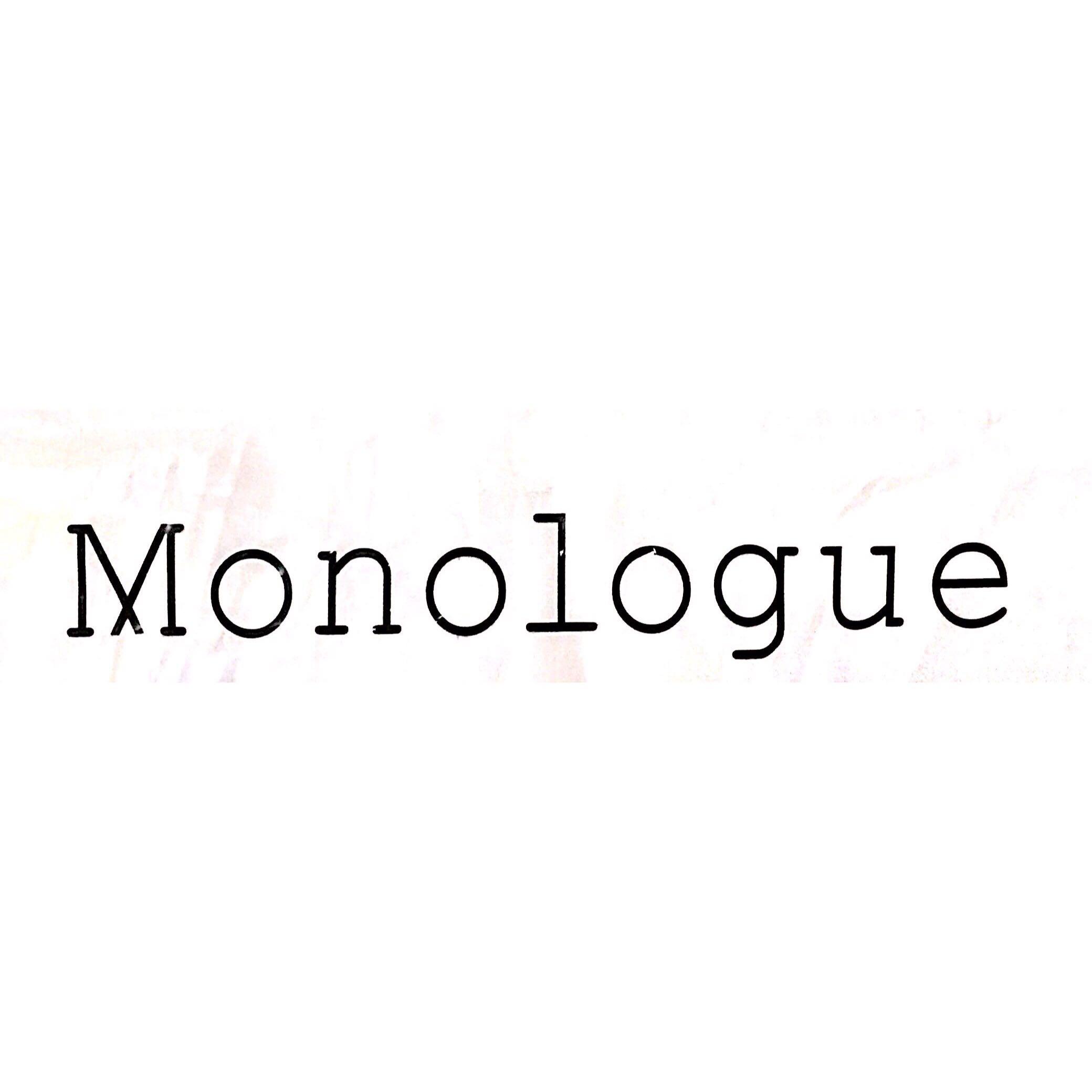 _monologue