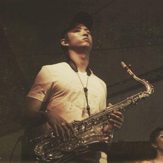 saxophoneman
