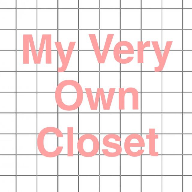 myveryowncloset