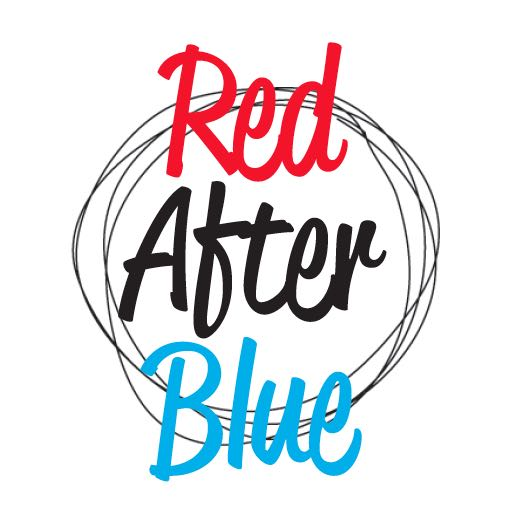 redafterblue