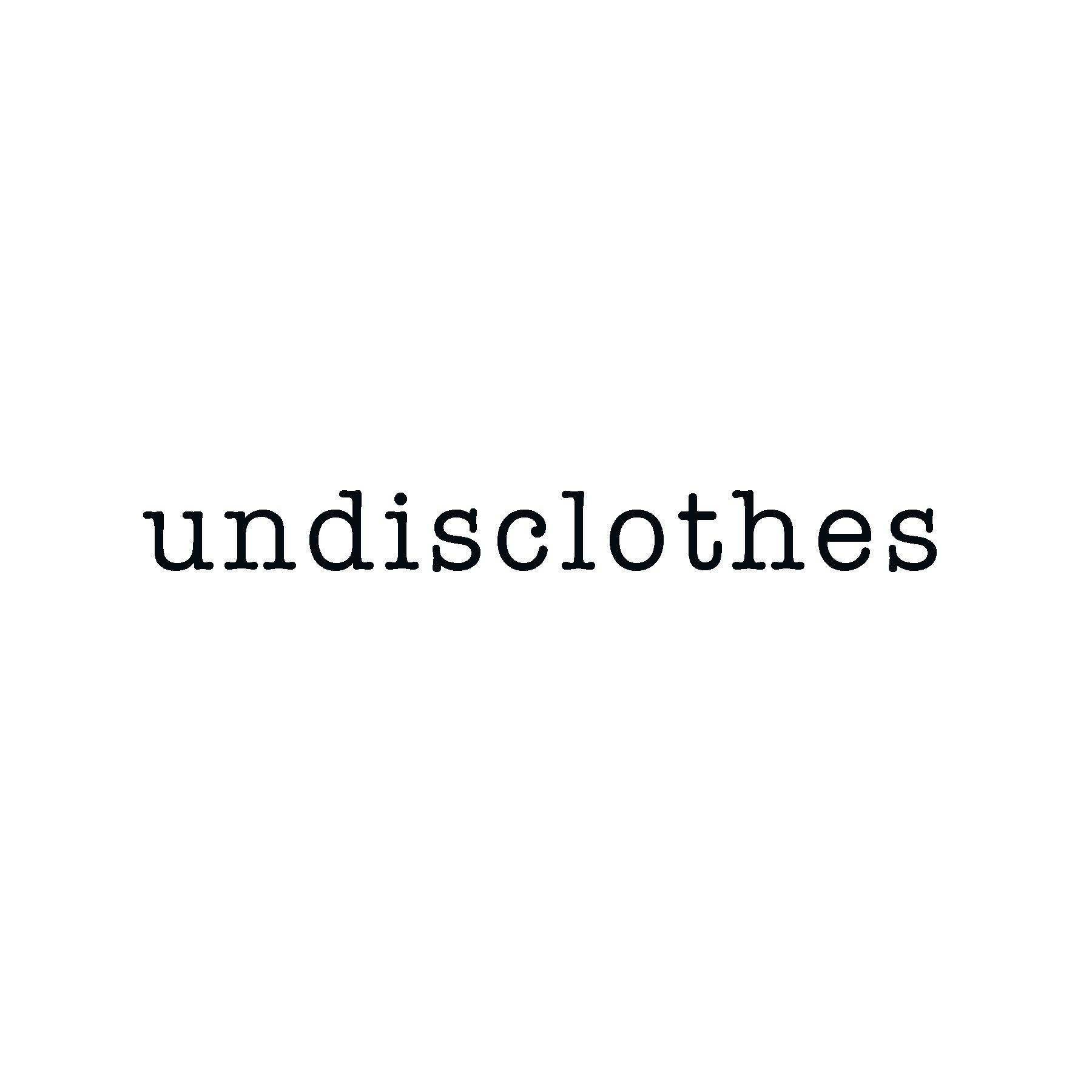 undisclothes