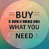 buywhatyouneed_