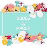 goodsbymarch