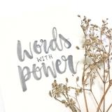 wordswithpower