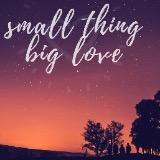 smallthingbiglove