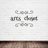 arts_closet