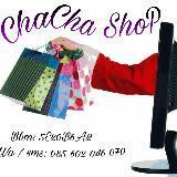 chacha_onlineshop