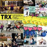sarah_trx_fitball_keepfit