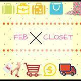 feb.closet