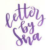 lettersbysha