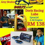 dorisluberacing