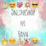 onlineshopniyana