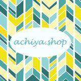 achiya.shop