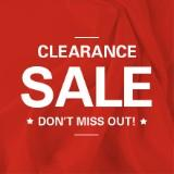 clearancedontmissoutsale