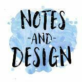 notesanddesign