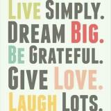 livesimplendreambig