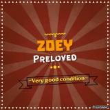 zoeypreloved
