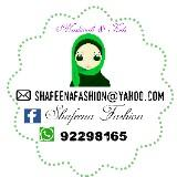 shafeenafashion