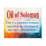 oilofsolomon