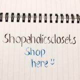 shopaholicsclosets