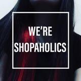 were_shopaholics