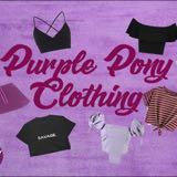 purpleponyclothing