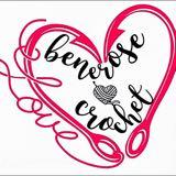 beneroselovecrochet